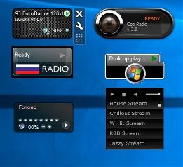 гаджеты для windows 7 радио скачать
